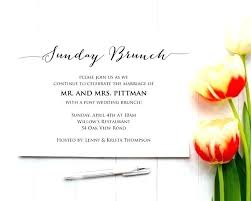 wedding brunch invitation wording invitation greeting cards and invitation cards for birthday party