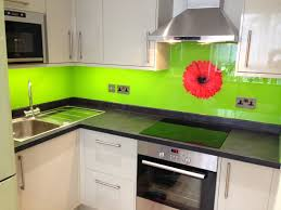 kitchen country lime green kitchen decor combined with off white