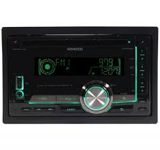 kenwood dpx308u double din cd mp3 player am fm receiver w usb