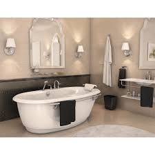 maax 100084 000 souvenir 72 x 44 x 25 regular soaking bath tub