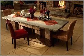 granite dining table set granite top dining room table custom made dining room tables unique