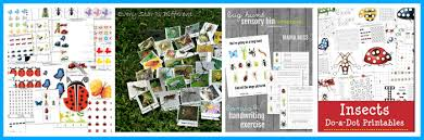 25 kid friendly insect activities and printables mama u0027s happy hive