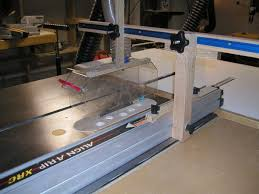 Table Saw Dust Collection by Overarm Dust Collector