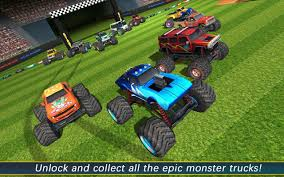 monster truck farm show aen monster truck arena 2017 android apps on google play