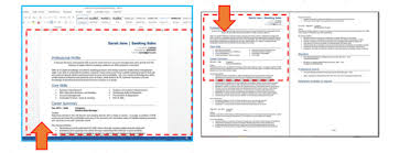 What Does Upload Your Resume Mean This Is The Part Of Your Resume That Recruiters Look At First