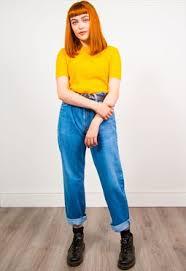Light Blue High Waisted Jeans New U0026 Vintage Women U0027s Jeans Mom Levi U0027s High Waisted 90s