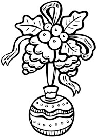 free printable christmas ornament coloring pages best resume