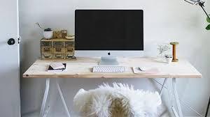 d馗orer un bureau un bureau déco meubles idées astuces conseils côté maison
