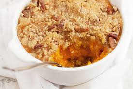 roasted butternut squash casserole seasons and suppers