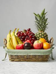 fruit basket traditional fruit basket m s