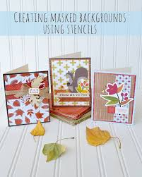 create a card 3 easy diy card backgrounds craftsy