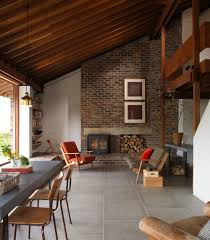 60s Interior Design by 2 Tiered 60s House Studio And Cottage Ruin Get Modern Upgrade