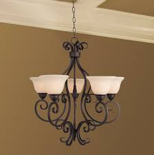 Chandeliers For Foyer C188 2655 Hamilton Home Oil Rubbed Bronze Finished Single Tier