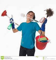 house cleaning stock photos image 7769903