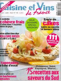 abonnement cuisine et vins cuisine et vins de luxe photographie abonnement magazine