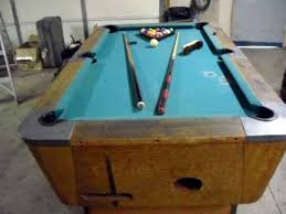 Valley Bar Table Valley 78 Coin Op Pool Table Need Info
