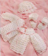 Beginner Crochet Baby Sweater Pattern Crochet And Knit