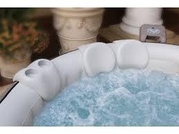 siege gonflable b repose têtes et support de verres pour spa gonflable