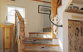 Unique Stairs Design 7 Unique Stairs Ideas To Spark Your Cabin Inspiration