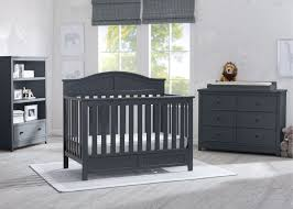 Delta Bennington Changing Table Bennington Elite Curved 4 In 1 Crib Delta Children
