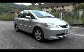 2003 honda city i dsi start up full vehicle tour and quick drive