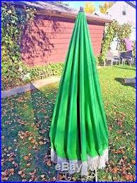 patio umbrellas and stands archive vintage vinyl lime green