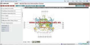 free auto repair manual gsic lexus is250 gse20 2005 workshop manual