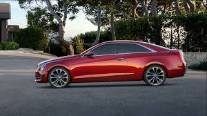 cadillac ats offers 2015 cadillac ats coupe offers sportier look