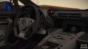 lexus lfa steering wheel lexus lfa nürburgring performance package 2011 for gta san andreas