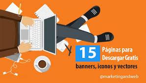 imagenes vectoriales gratis páginas para descargar banners iconos y vectores gratis