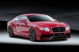red bentley official bentley continental gt by vorsteiner gtspirit
