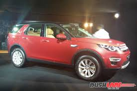 land rover discovery sport red land rover discovery sport launch price specs pics