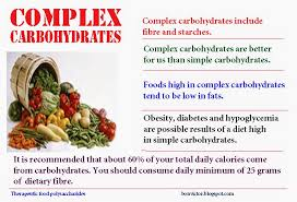 complex carb diet plan ideal weight for 5 feet