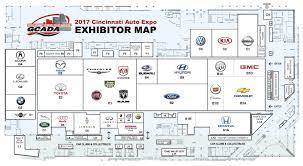 Exhibit Floor Plan Floor Plan Cincinnati Auto Expocincinnati Auto Expo