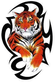 tattooz designs tiger tribal tattoos designs pictures gallery