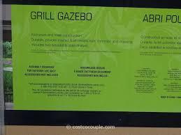 Patio Gazebo Costco by Grill Gazebo