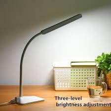 Modern Led Desk L Modern Led Desk L Eye Protective Touch Dimmable 3 Level Light