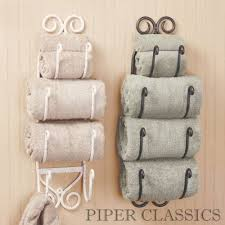 conveniently store your bathroom towels and washcloths within easy