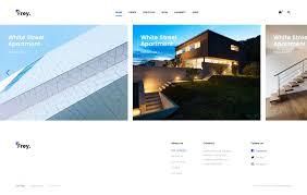Contemporary Classic Theme Frey Contemporary Architecture U0026 Portfolio Sketch Template By
