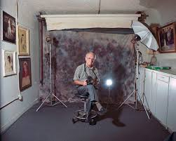 inside the portrait studios of los angeles photographers