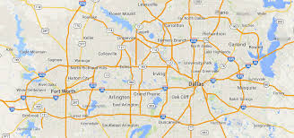 map of dallas fort worth map dfw farah firm