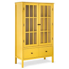 target black friday threshhold yellow windham threshold tall cabinet at target furniture