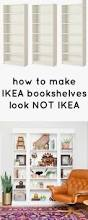 Hanging Door Beads Ikea by Best 25 Billy Bookcases Ideas On Pinterest Billy Bookcase Hack