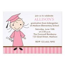140 best kindergarten graduation invitations images on pinterest