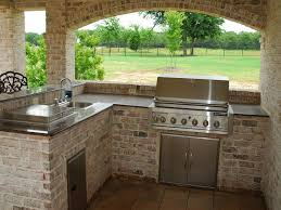 kitchen backyard barbecue design ideas intended for amazing