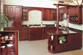 des cuisines en bois cuisine en bois moderne meuble de cuisine en bois bahbe com