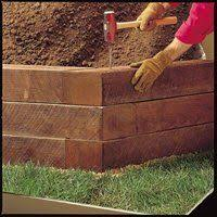 Retaining Garden Walls Ideas Black Decker Projects And Advice How To Build A Retaining Wall
