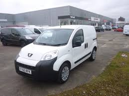 peugeot bipper van used 2015 peugeot bipper 1 3hdi professional van air conditioning
