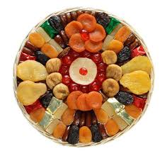 dried fruit gifts broadway basketeers dried fruit gift tray fruit nut gifts