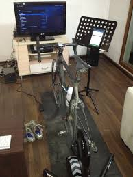 Diy Bike Desk by Let See Your Pain Cave Page 21 Triathlon Forum Slowtwitch Forums